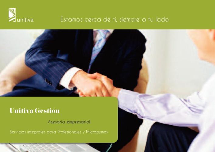 Unitiva Asesoria empresas