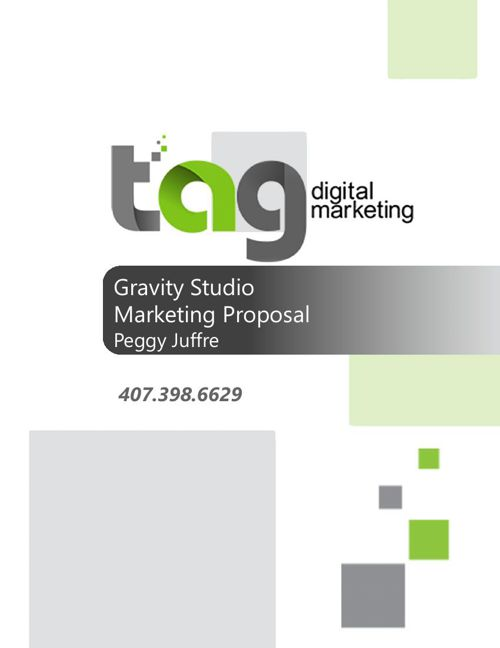 GravityStudio Marketing Presentation 12-10-2015