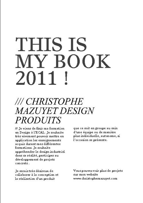 Book 2011