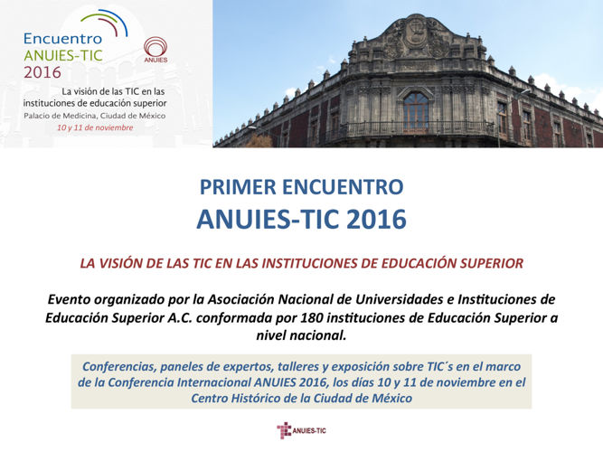 Dossier_ANUIES-TIC_2016