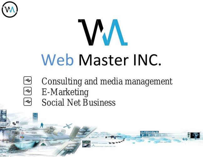 Web Master INC FORMATO DE PORTAFOLIO SERVICIOS