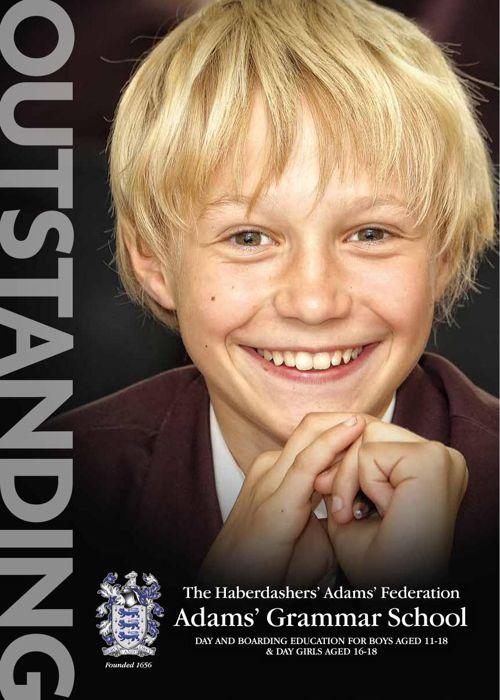 Adams' Grammar Prospectus