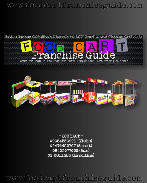 Food Cart Franchise Guide Catalogue