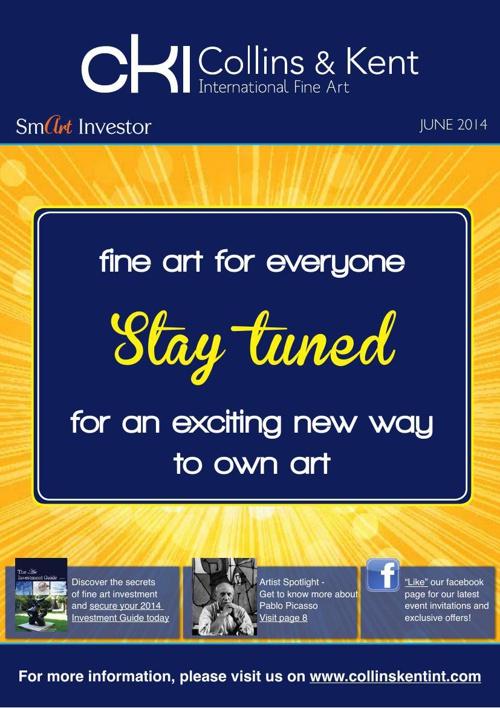 SmArt Investor Aus June 2014