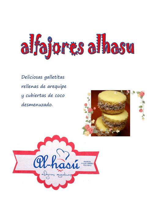 ALFAJORES ALHASU