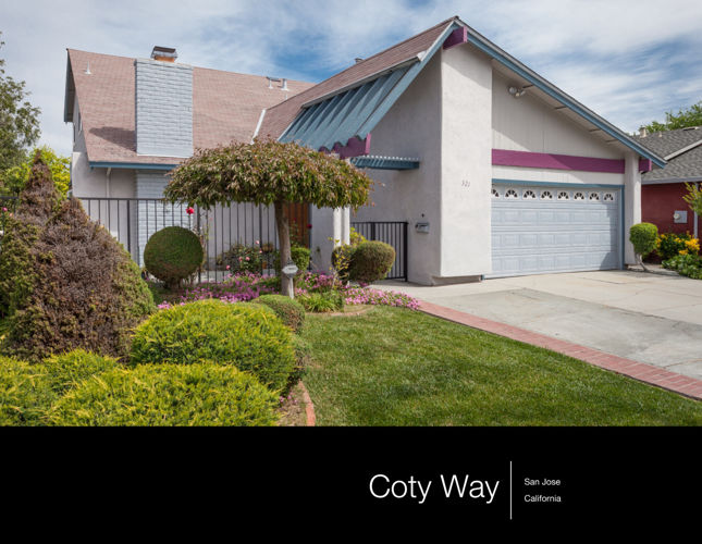 Coty Way - Blossom Valley - James Shin Photo Book