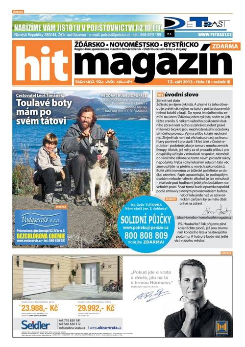 Hit magazín č.18 2013