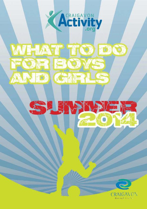 What's to do for Boys and Girls 2014