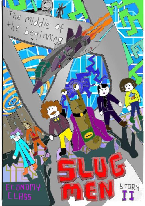 Slug-Man Episode 6
