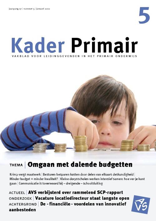 Kader Primair 2011-2012
