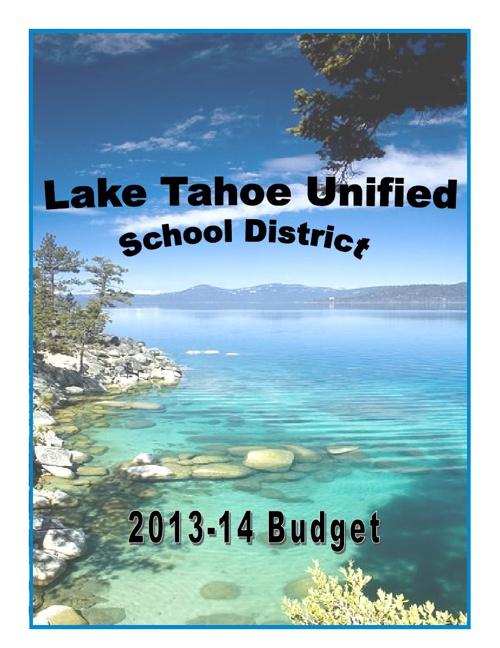 2013-14 LTUSD Budget
