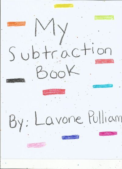 My Subtraction Book