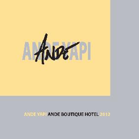 AndeYapi E-Katalog