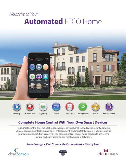 etco Safe&Sound Home Automation