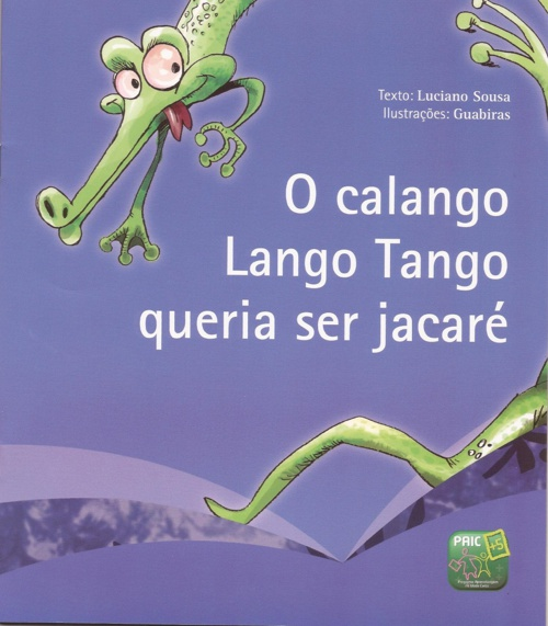 O Calango Lango Tango
