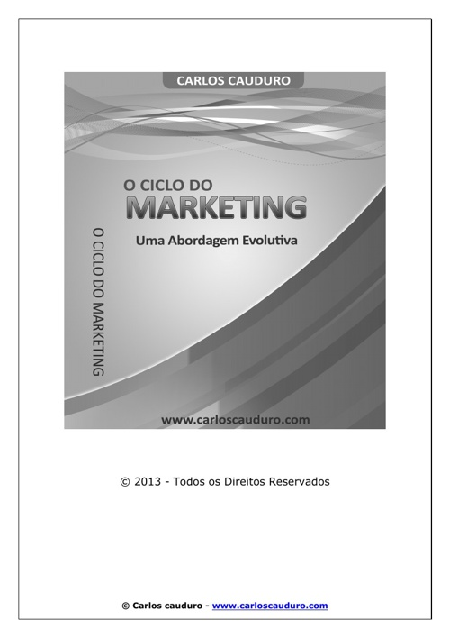 e-Book O Ciclo Do Marketing