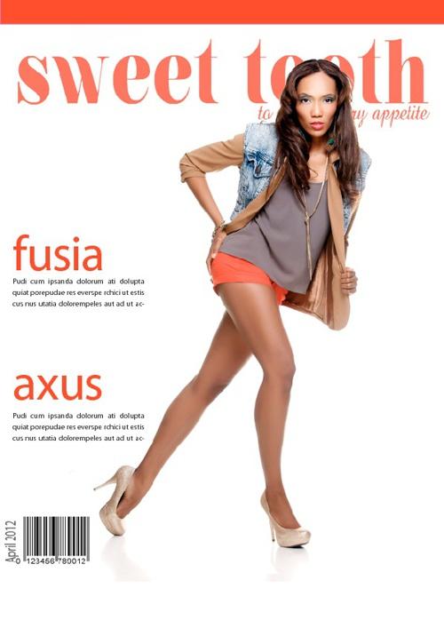 April Issue: Splash of Color