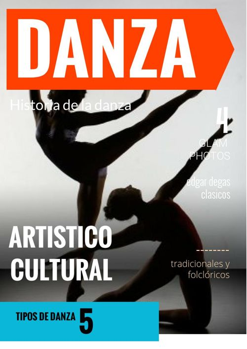 Danza.-Ilustración
