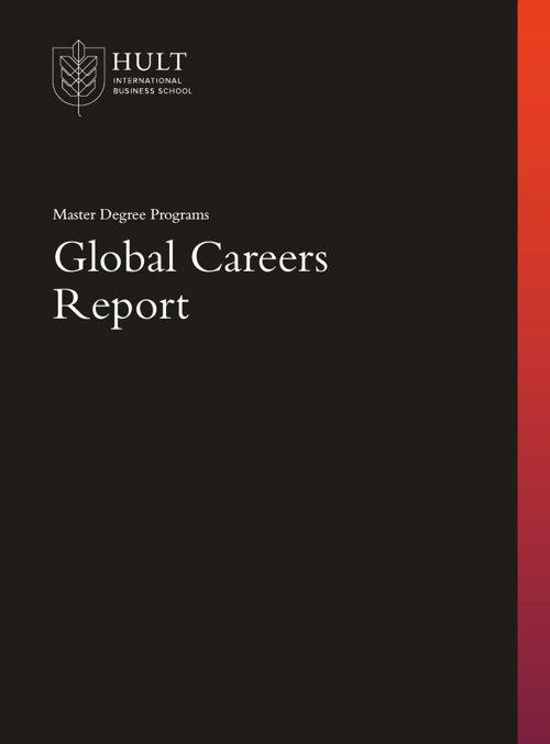 Hult MA Global Careers Report