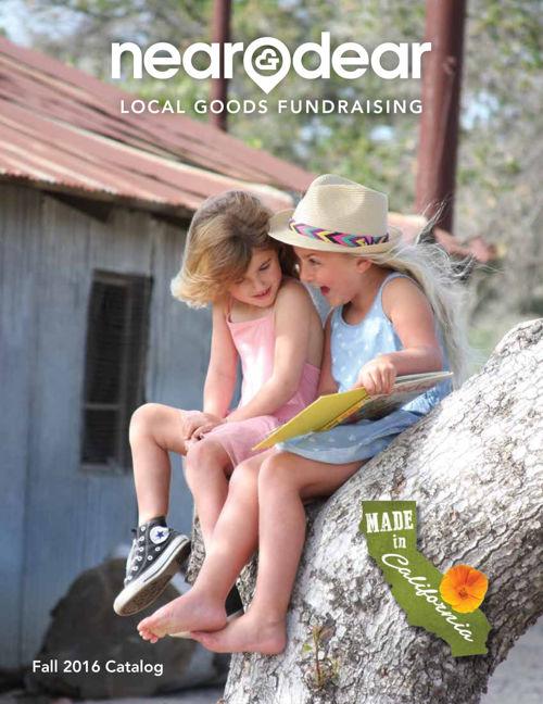 Near & Dear Local Goods Fundraising