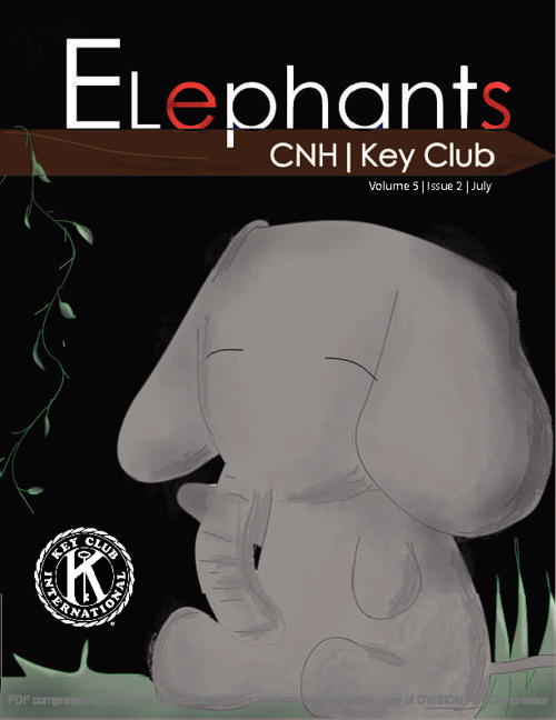 Elephants - Volume 5 Issue 2 July 2012