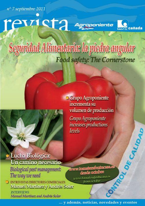 Revista Agroponiente 7