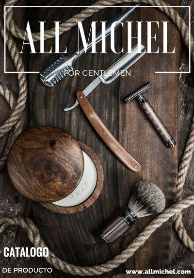 All Michel For Gentlemen Catalogo 2016