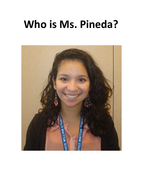 Who is Ms. Pineda?