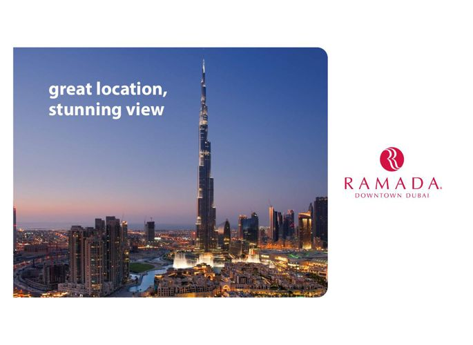 Ramada Downtown Dubai-Brochure