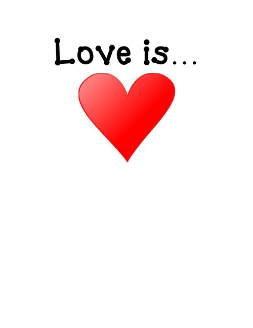 What love is!