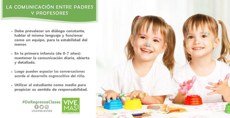 Comunicación entre profesores y padres