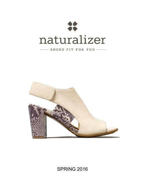 Naturalizer Spring '16 Lookbook
