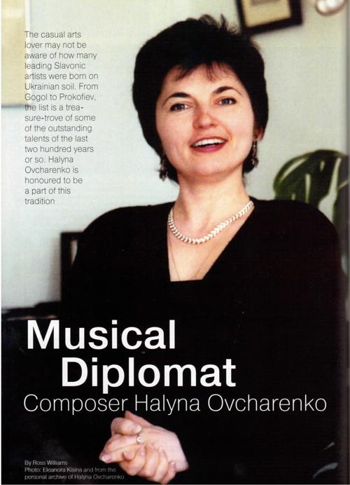 Musical Diplomat