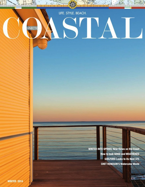 Winter 2014 Coastal Connecticut Magazine