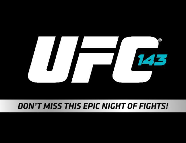 UFC 143 St-Pierre vs Diaz Generic