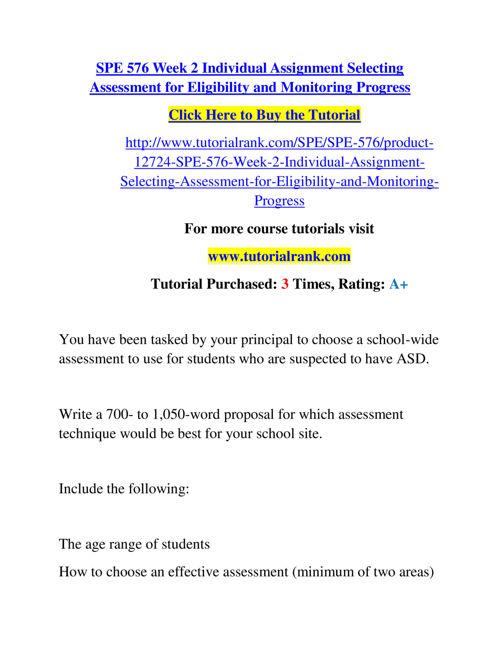 SPE 576 Slingshot Academy / Tutorialrank.Com