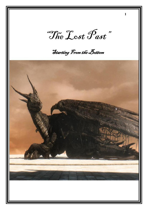 The Lost Past