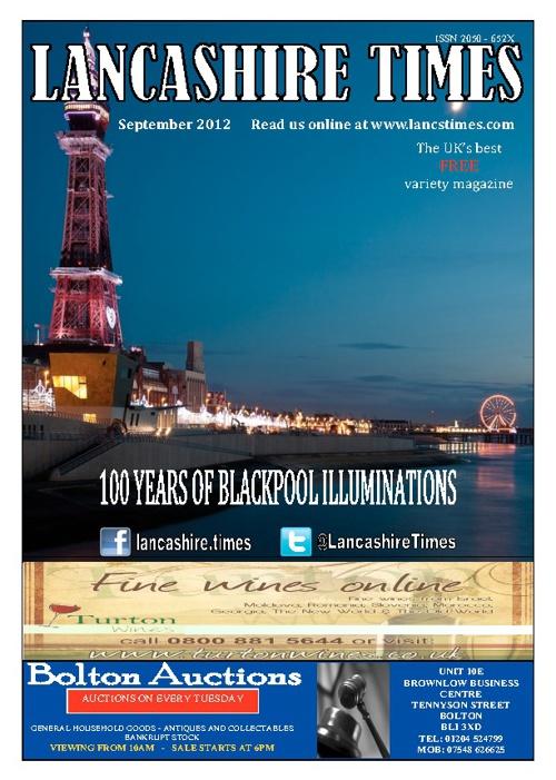 Lancashire Times - Sep 2012