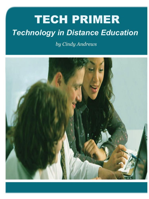 TECH PRIMER: Technology in Distance Education