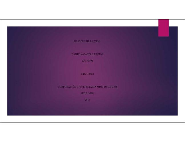 Libro digital autobiografico DCM