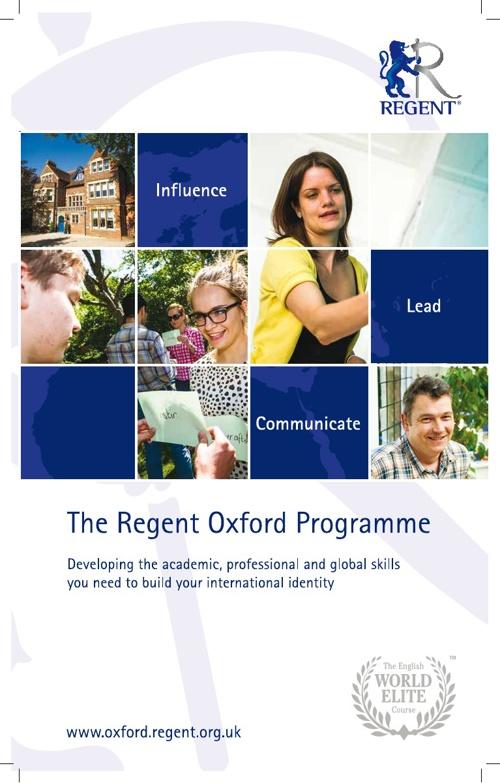 Regent Oxford Brochure 2014