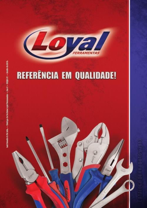 Catálogo de Produtos Loyal 2013