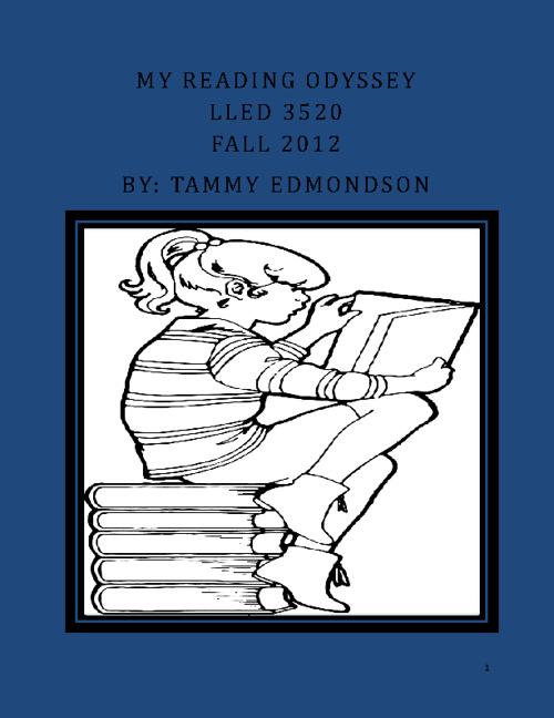 Tammy Edmondson's Reading Odyssey