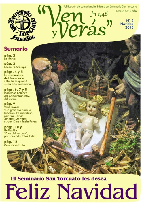 Revista nº6 «Ven y verás»