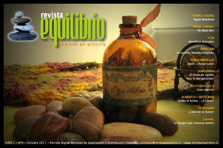 Revista Equilibrio - Octubre 2011