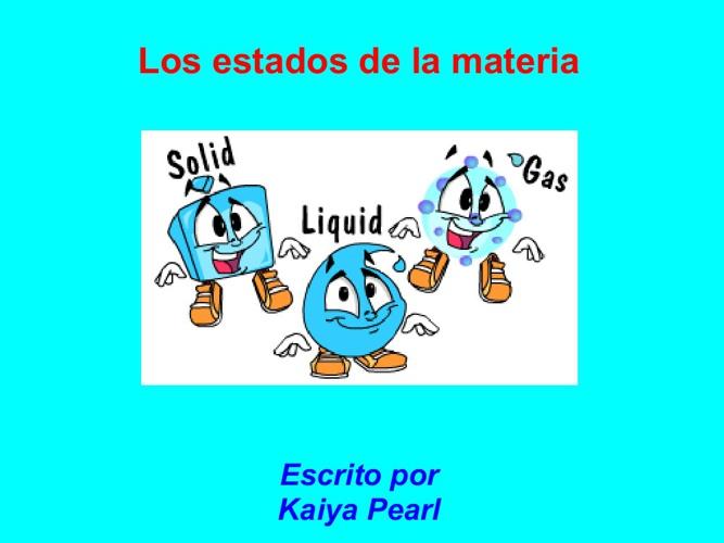 Kaiya estados da la materia