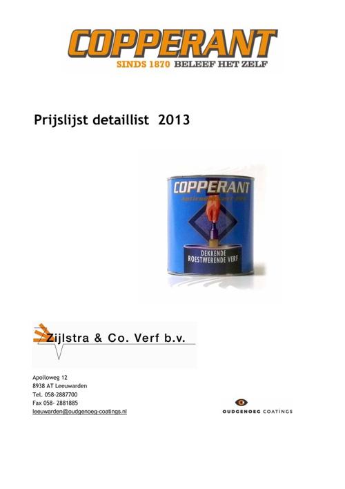 Copy of Copperant