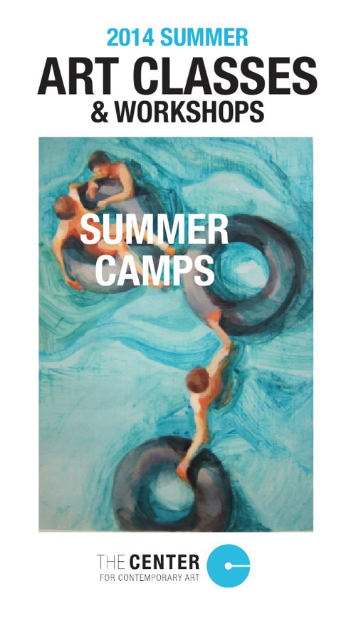 2014 Brochure of Summer Art Camps & Adult Classes & Workshops