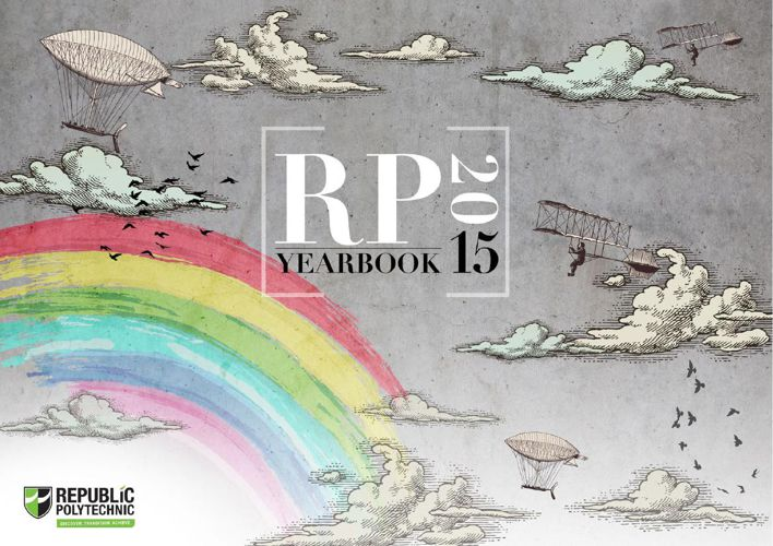Republic Poly Yearbook 2015