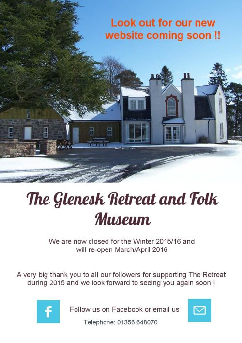 The Glenesk Retreat and Folk Museum